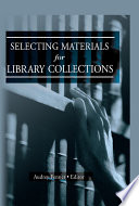 Selecting materials for library collections /