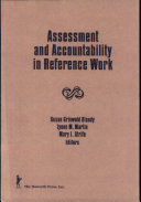 Assessment and accountability in reference work /