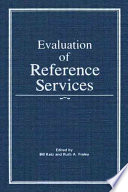 Evaluation of reference services /