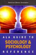 ALA guide to sociology & psychology reference /