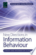 New directions in information behaviour /