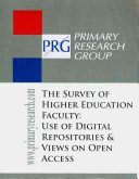 The survey of higher education faculty.
