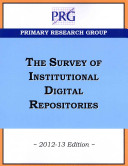 The survey of institutional digital repositories.