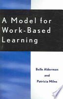 A model for work-based learning /
