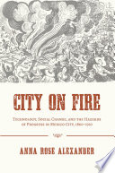 City on fire : technology, social change, and the hazards of progress in Mexico City, 1860-1910 /