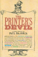 The printer's devil : a remarkable story /