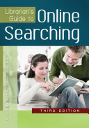 Librarian's guide to online searching /