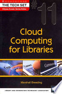 Cloud computing for libraries /