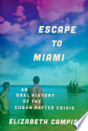 Escape to Miami : an oral history of the Cuban rafter crisis /
