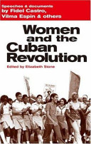 Women and the Cuban revolution : speeches & documents /