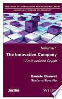 The innovative company : an ill-defined object /