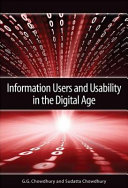 Information users and usability in the digital age /