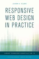 Responsive web design in practice /