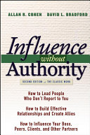 Influence without authority /