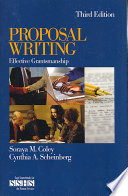 Proposal writing : effective grantsmanship /