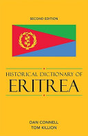 Historical dictionary of Eritrea /
