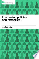 Information policies and strategies /