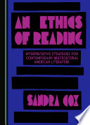 An ethics of reading : interpretative strategies for contemporary multicultural American literature /