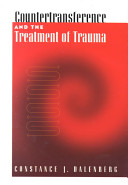 Countertransference and the treatment of trauma /