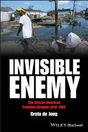 Invisible enemy : the African American freedom struggle after 1965 /