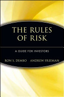 Seeing tomorrow : rewriting the rules of risk /