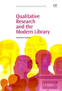Qualitative research and the modern library /