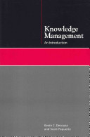Knowledge management : an introduction /