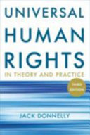 Universal human rights in theory and practice /