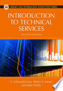 Introduction to technical services /