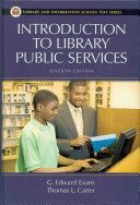 Introduction to library public services /