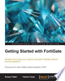 Getting started with FortiGate /