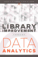 Library improvement through data analytics /