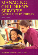 Managing children's services in the public library /