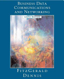 Business data communications and networking /