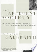 The affluent society /