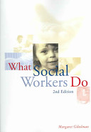 What social workers do /