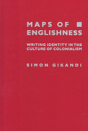 Maps of Englishness : writing identity in the culture of colonialism /