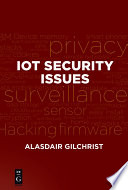 IoT security issues /