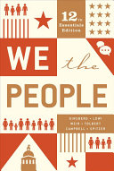 We the people : an introduction to American politics /