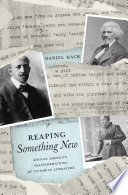 Reaping something new : African American transformations of Victorian literature /