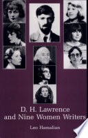 D.H. Lawrence and nine women writers /