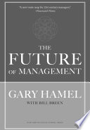 The future of management /