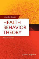 Introduction to health behavior theory /