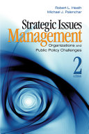 Strategic issues management : organizations and public policy challenges /