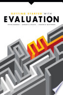 Getting started with evaluation /