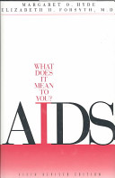 AIDS : what does it mean to you? /