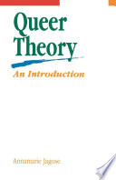 Queer theory : an introduction /