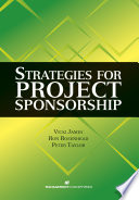 Strategies for project sponsorship /