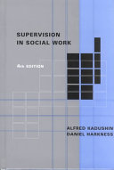 Supervision in social work /