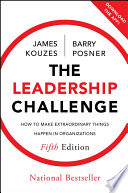 The leadership challenge : how to make extraordinary things happen in organizations /